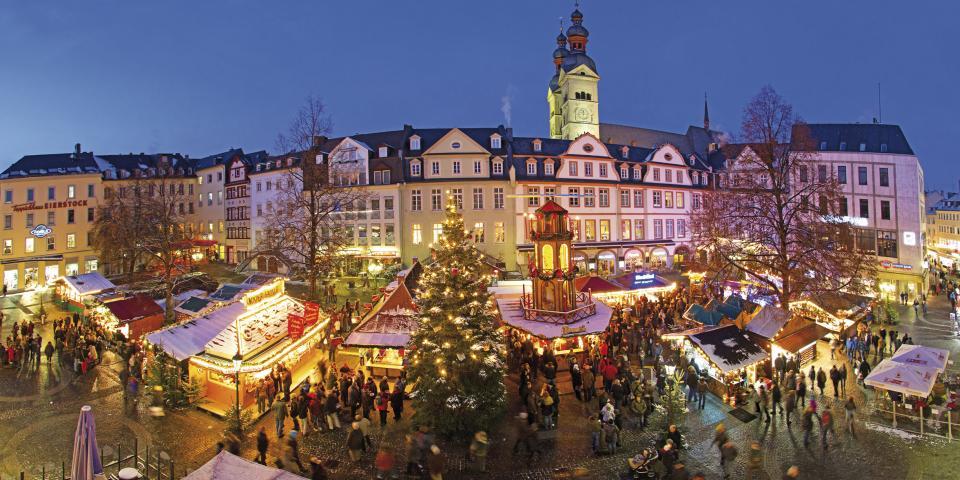 Kerstmarkten In De Eifel En Moezel Villanda